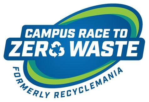 the new race to zero waste logo