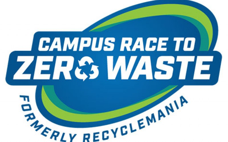the new race to zero waste logo